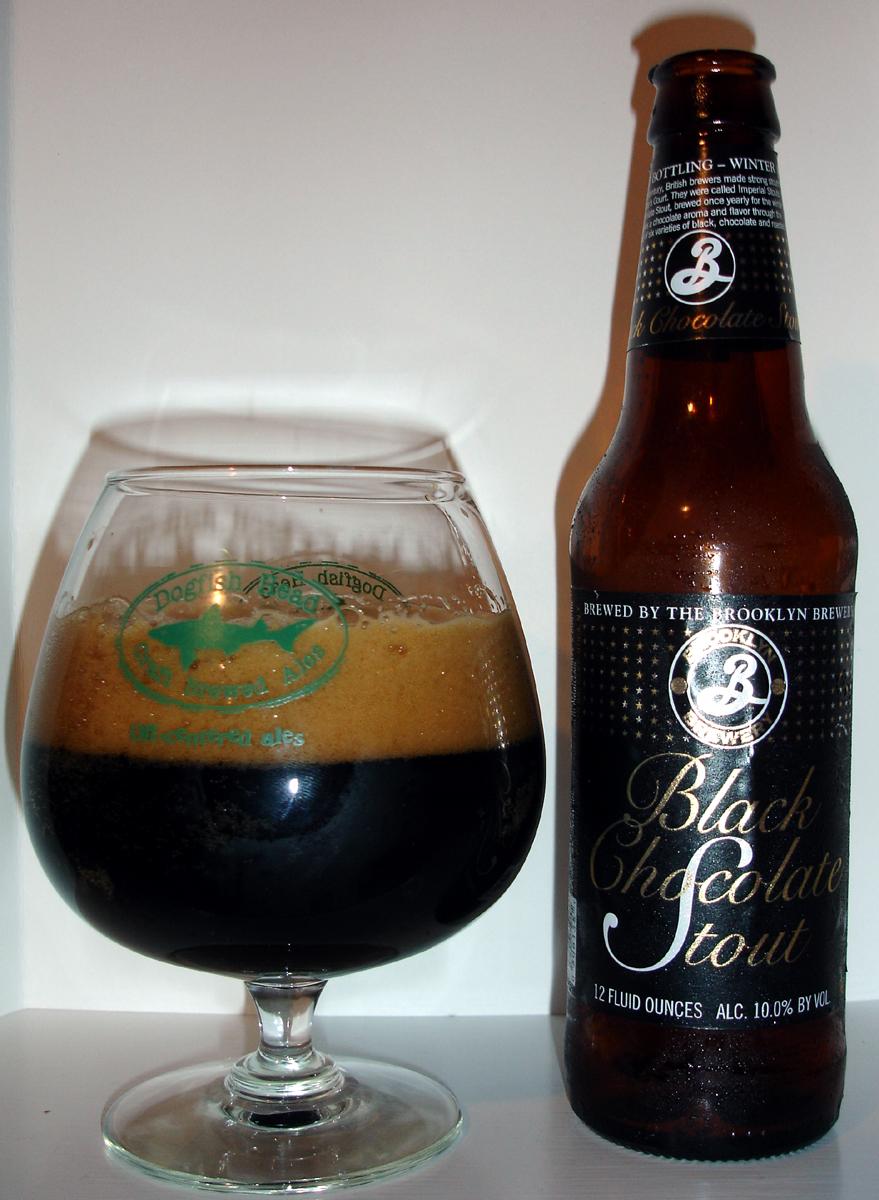 Beer #21 Black Chocolate Stout - Bon Beer Voyage
