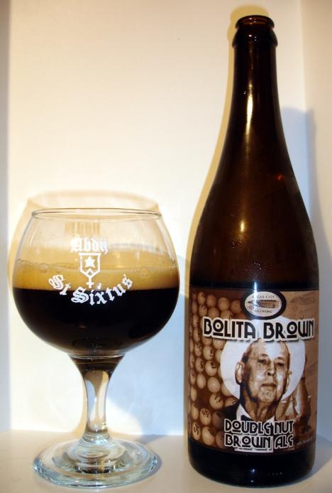 Cigar City Bolita Brown Double Nut Brown Ale