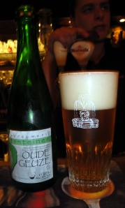 Drie Founteine Oude Geuze in Aba Jour