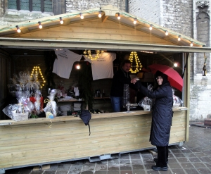Gruut in the Christmas Market