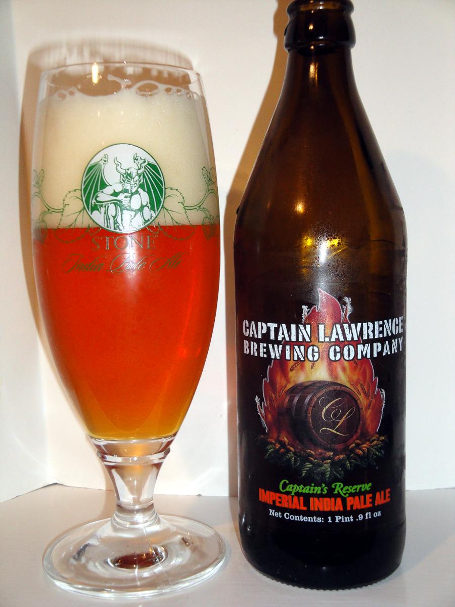 Beer 111 captain s reserve imperial india pale ale bon beer voyage - Imperial westies ...