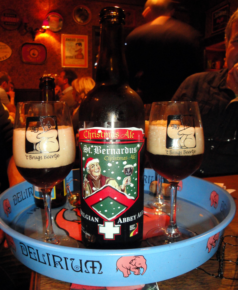 The Pizza Project: Booze in 50 Words or Less - St Bernardus ...