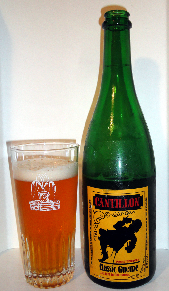 Beer #162 Cantillon Classic Gueuze - Bon Beer Voyage