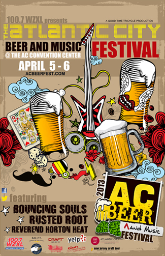 2013 Atlantic City Beer and Music Festival